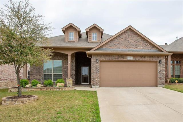 2236 Frosted Willow Lane, Fort Worth, TX 76177 (MLS #14059521) :: The Daniel Team