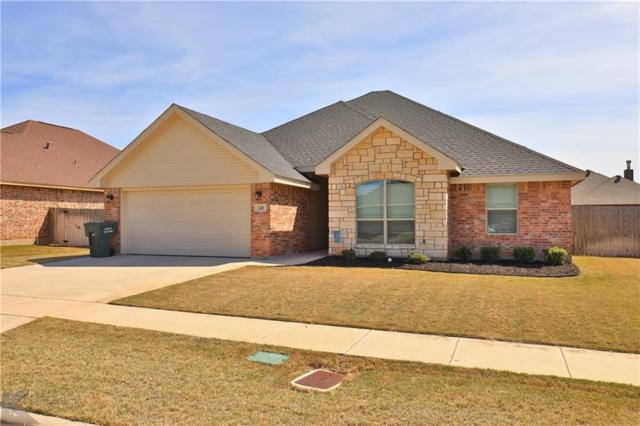 349 Whiterock Drive, Abilene, TX 79602 (MLS #14059605) :: RE/MAX Town & Country