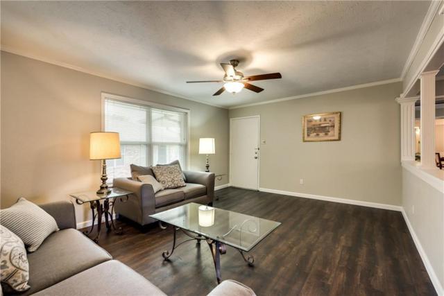 8085 Meadow Road #226, Dallas, TX 75231 (MLS #14059646) :: Van Poole Properties Group