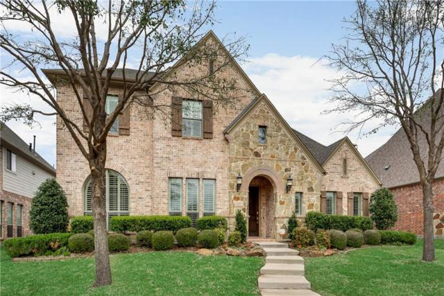 854 Willow Winds Street, Allen, TX 75013 (MLS #14059652) :: RE/MAX Town & Country
