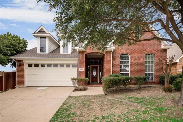 2502 Loch Haven Court, Frisco, TX 75036 (MLS #14059662) :: Baldree Home Team