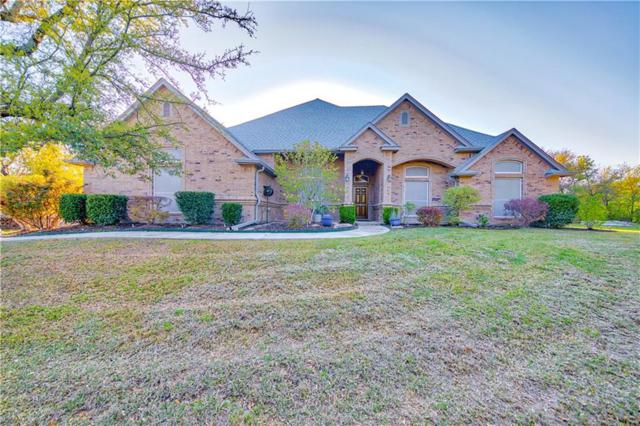 212 Blacktail Court, Azle, TX 76020 (MLS #14059680) :: The Daniel Team