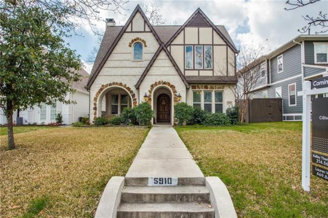 5910 Richmond Avenue, Dallas, TX 75206 (MLS #14059685) :: RE/MAX Town & Country
