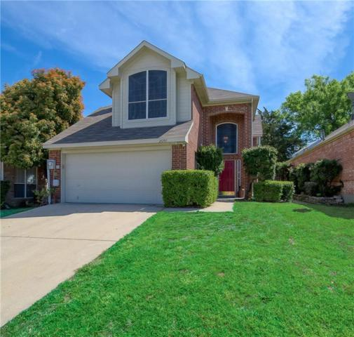 2097 Amherst Drive, Lewisville, TX 75067 (MLS #14059718) :: The Heyl Group at Keller Williams
