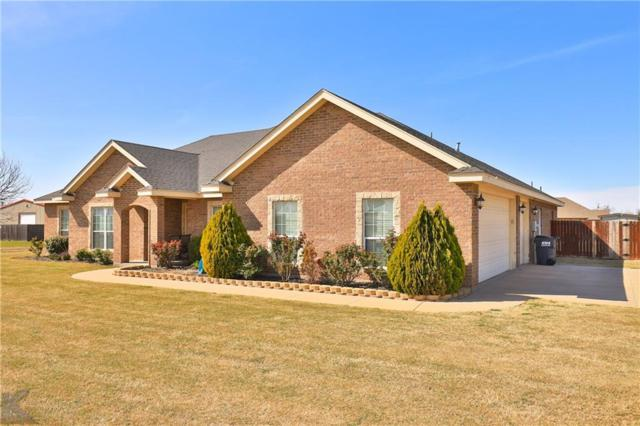 110 Cherry Blossom Drive, Abilene, TX 79602 (MLS #14059726) :: RE/MAX Town & Country