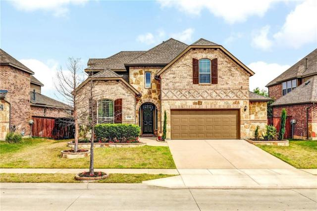 12744 Homestretch Drive, Fort Worth, TX 76244 (MLS #14059762) :: The Heyl Group at Keller Williams