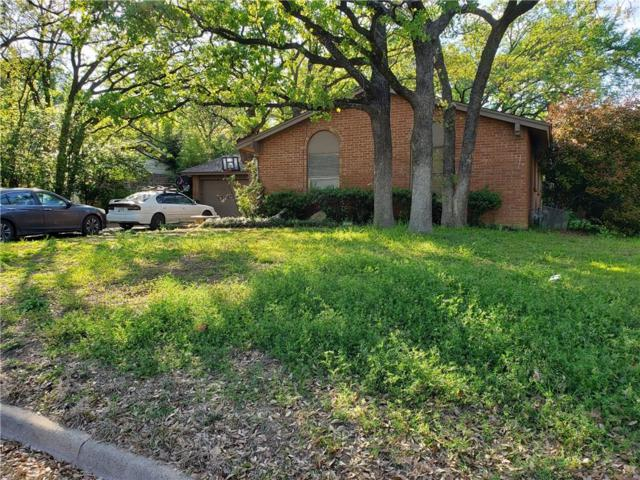 3003 Duff Drive, Arlington, TX 76013 (MLS #14059839) :: RE/MAX Town & Country