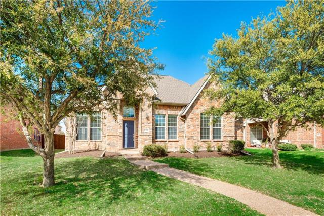 1398 Patch Grove Drive, Frisco, TX 75033 (MLS #14059909) :: RE/MAX Town & Country