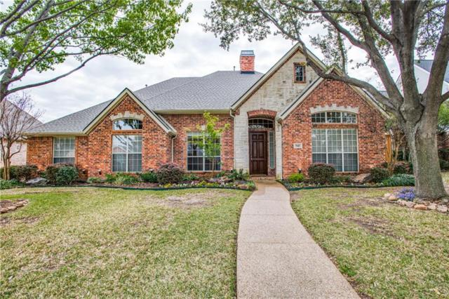 945 Falcon Lane, Coppell, TX 75019 (MLS #14059973) :: RE/MAX Town & Country