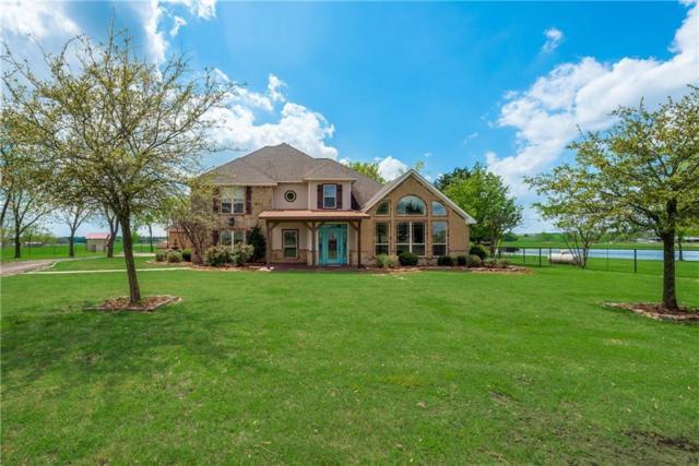 645 Shankle Road, Ennis, TX 75119 (MLS #14060012) :: The Hornburg Real Estate Group