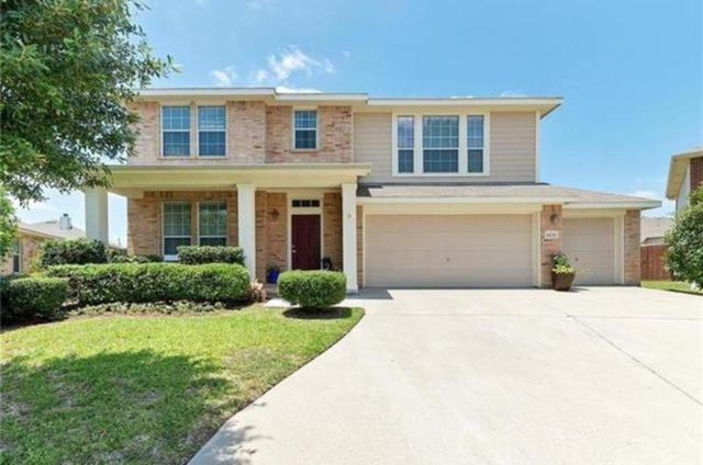 6133 Bowfin Drive, Fort Worth, TX 76179 (MLS #14060074) :: The Paula Jones Team | RE/MAX of Abilene