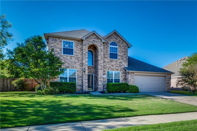 101 Rock Meadow Trail, Mansfield, TX 76063 (MLS #14060083) :: RE/MAX Town & Country
