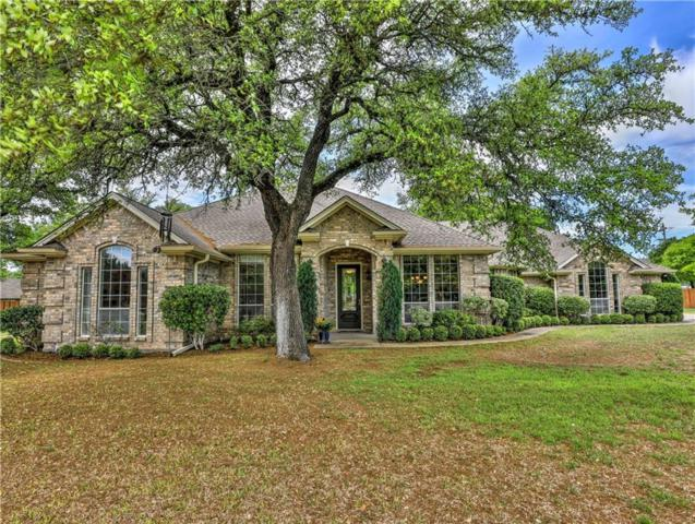 1437 Woodridge Drive, Aledo, TX 76008 (MLS #14060112) :: The Daniel Team