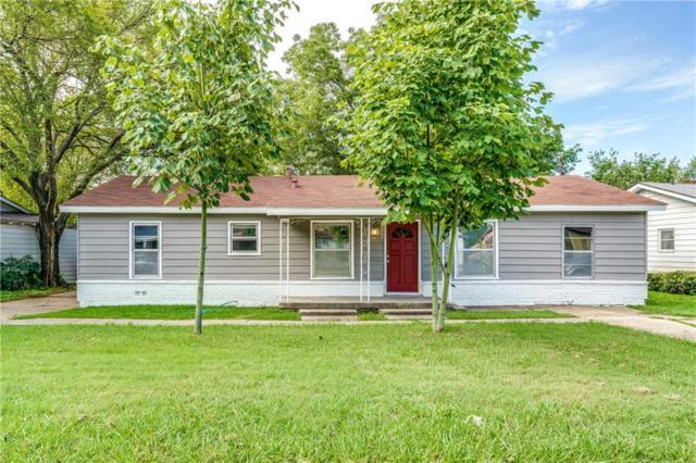 5124 Sabelle Lane, Haltom City, TX 76117 (MLS #14060147) :: The Paula Jones Team | RE/MAX of Abilene