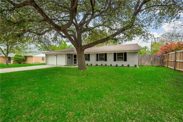 4704 Albermarle Drive, Fort Worth, TX 76132 (MLS #14060183) :: RE/MAX Landmark