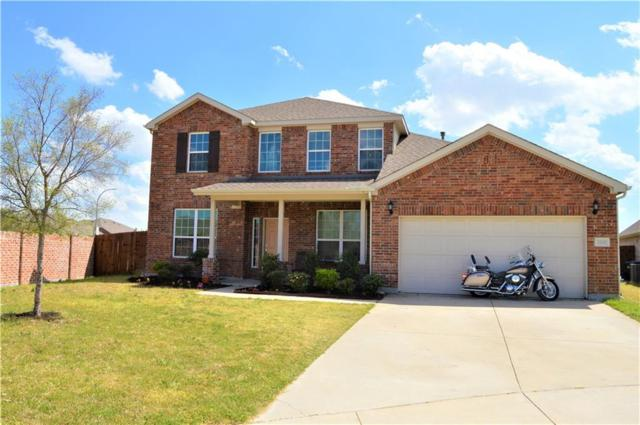 2120 Chiangus Trail, Fort Worth, TX 76131 (MLS #14060215) :: Real Estate By Design
