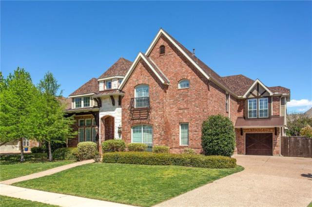 6100 Grand Meadow Lane, Flower Mound, TX 75028 (MLS #14060266) :: The Rhodes Team