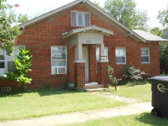 402 S Anglin Street, Cleburne, TX 76031 (MLS #14060271) :: The Daniel Team
