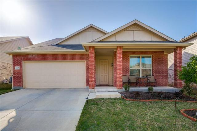 3417 San Lucas Lane, Denton, TX 76208 (MLS #14060295) :: The Heyl Group at Keller Williams