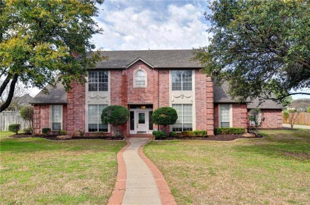 1003 Colonial Court, Kennedale, TX 76060 (MLS #14060376) :: RE/MAX Town & Country