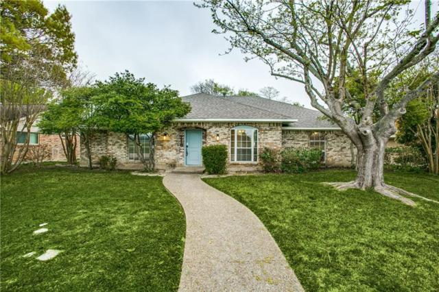 218 Amherst Avenue, Richardson, TX 75081 (MLS #14060429) :: The Heyl Group at Keller Williams