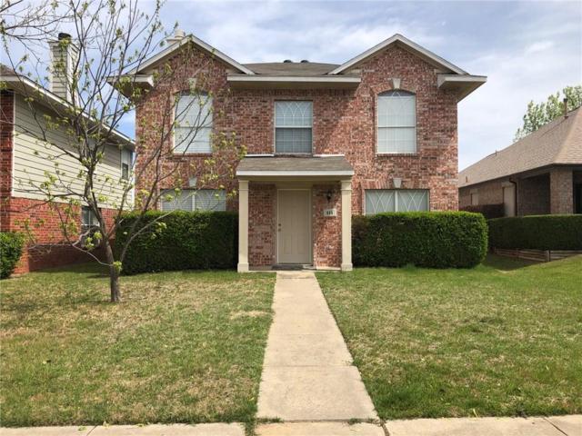 111 Hunter Drive, Cedar Hill, TX 75104 (MLS #14060444) :: RE/MAX Town & Country