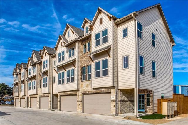 109 Sumac Street, Lewisville, TX 75057 (MLS #14060466) :: The Hornburg Real Estate Group