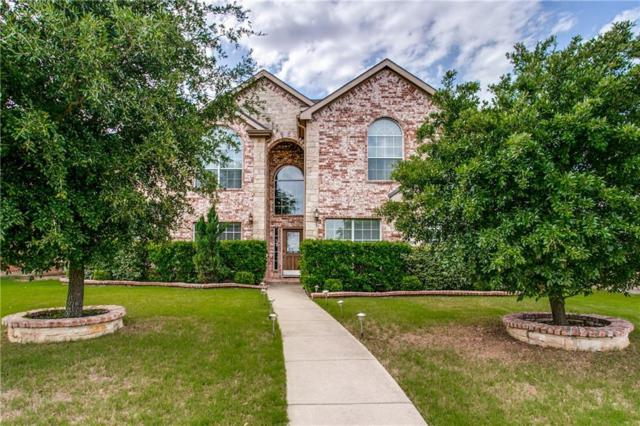 1329 Patch Grove Drive, Frisco, TX 75033 (MLS #14060542) :: RE/MAX Town & Country