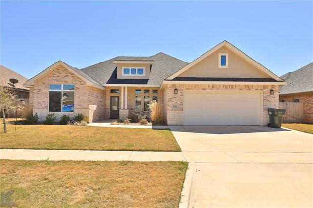325 Eagle Mountain Drive, Abilene, TX 79602 (MLS #14060605) :: RE/MAX Town & Country