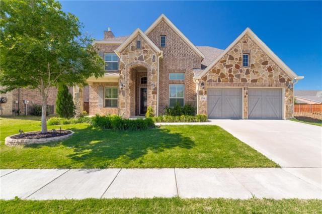 3744 Manchester, The Colony, TX 75056 (MLS #14060667) :: Kimberly Davis & Associates