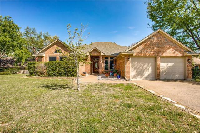 3704 Ashford Drive, Bedford, TX 76021 (MLS #14060677) :: The Chad Smith Team