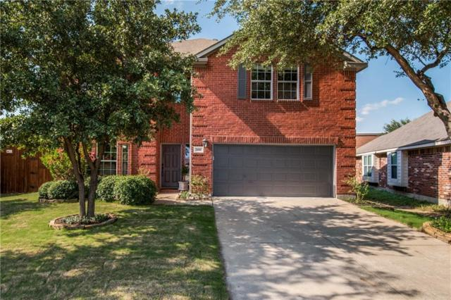 2601 Redcedar Drive, Little Elm, TX 75068 (MLS #14060682) :: The Chad Smith Team
