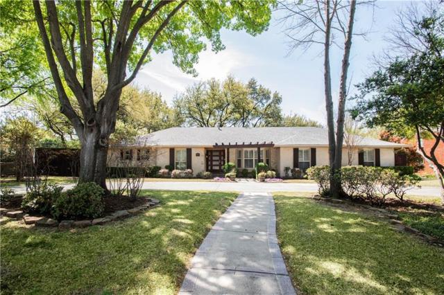 6858 Midcrest Drive, Dallas, TX 75254 (MLS #14060697) :: RE/MAX Town & Country