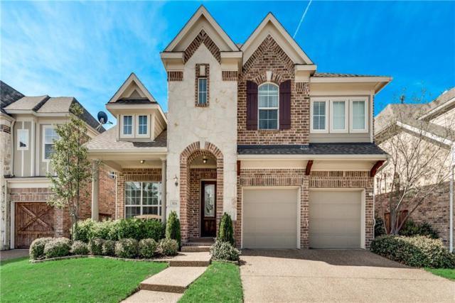 816 Oglethorpe Lane, Savannah, TX 76227 (MLS #14060773) :: Real Estate By Design