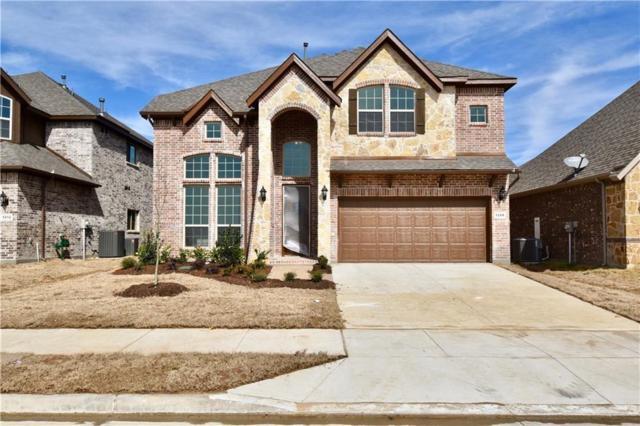 1208 Horsemint Drive, Little Elm, TX 75068 (MLS #14060807) :: The Hornburg Real Estate Group