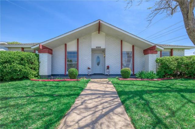 6500 Chinaberry Trail, Plano, TX 75023 (MLS #14060835) :: The Heyl Group at Keller Williams