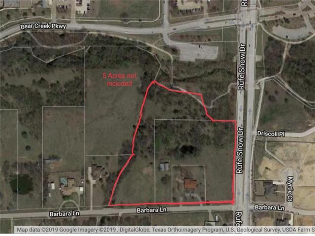 901 Barbara Lane, Keller, TX 76248 (MLS #14060884) :: The Hornburg Real Estate Group