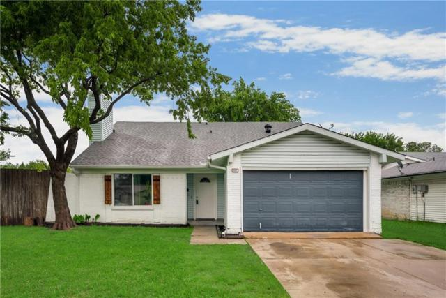 537 Village Drive, Lewisville, TX 75067 (MLS #14060903) :: Hargrove Realty Group