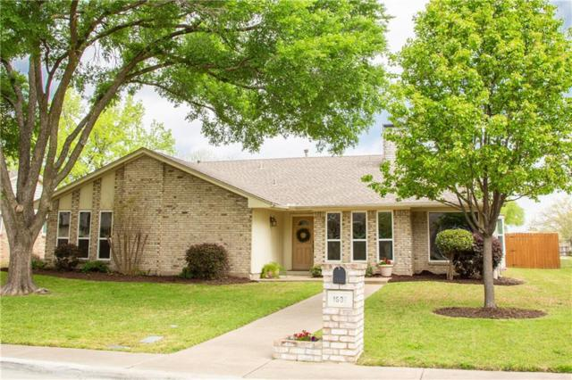 1607 Villanova Drive, Richardson, TX 75081 (MLS #14060970) :: The Heyl Group at Keller Williams