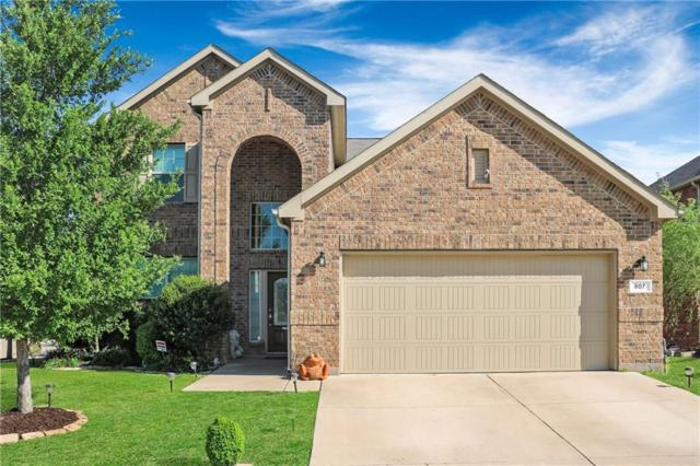 907 Keel Line Court, Crowley, TX 76036 (MLS #14061035) :: The Tierny Jordan Network