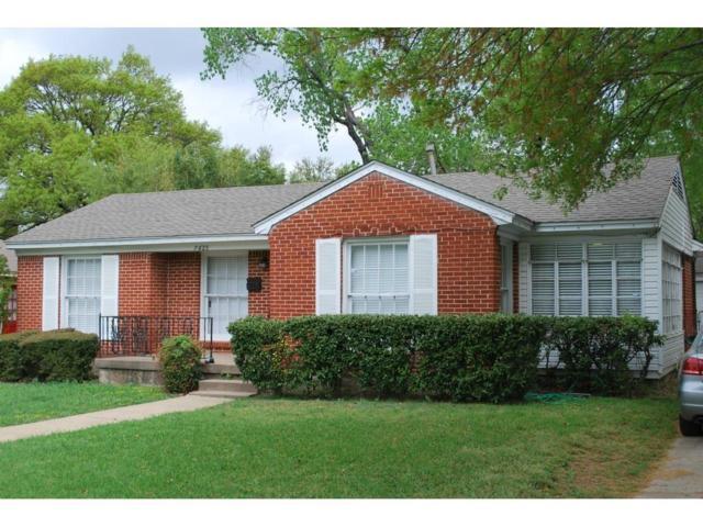 7629 Lovers Lane, Dallas, TX 75225 (MLS #14061039) :: Robbins Real Estate Group