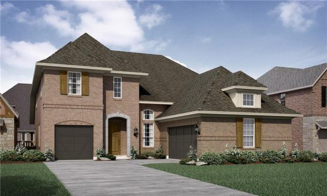 9758 Minister Lane, Frisco, TX 75035 (MLS #14061045) :: RE/MAX Town & Country