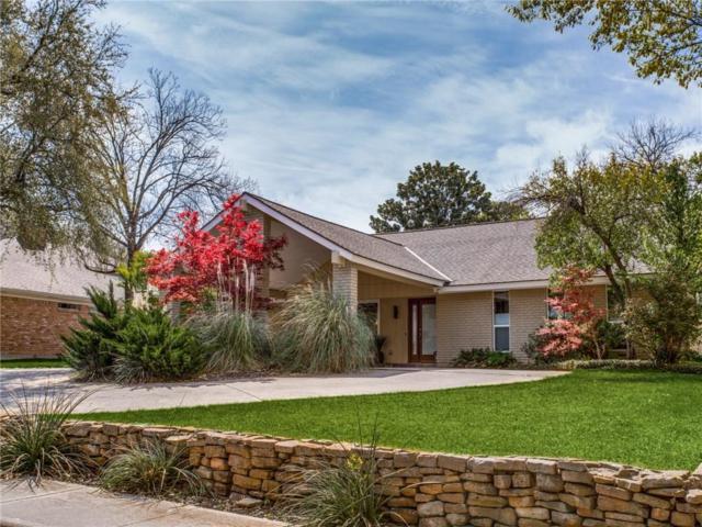 6918 Truxton Drive, Dallas, TX 75231 (MLS #14061075) :: RE/MAX Town & Country