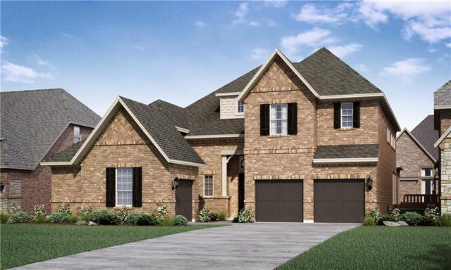 9780 Minister Lane, Frisco, TX 75035 (MLS #14061085) :: RE/MAX Town & Country