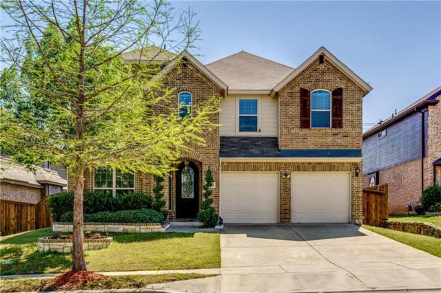 4948 Grinstein Drive, Fort Worth, TX 76244 (MLS #14061131) :: RE/MAX Town & Country
