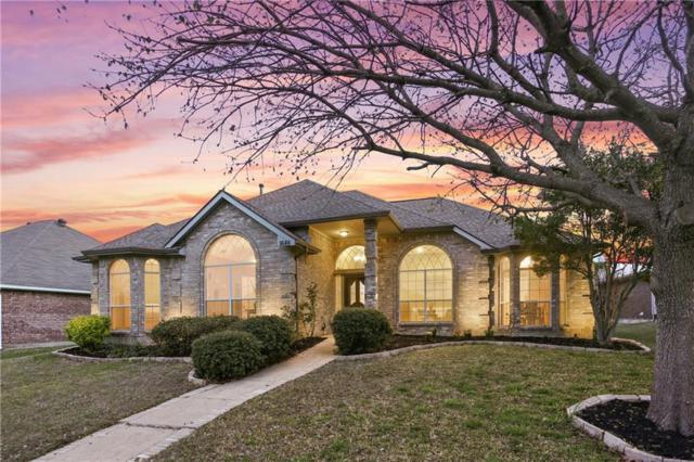 1646 Shannon Drive, Lewisville, TX 75077 (MLS #14061146) :: The Heyl Group at Keller Williams