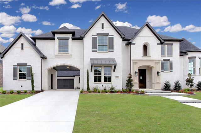 1401 Latigo Court, Prosper, TX 75078 (MLS #14061159) :: Kimberly Davis & Associates