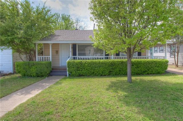 3705 Collinwood Avenue, Fort Worth, TX 76107 (MLS #14061194) :: The Mitchell Group