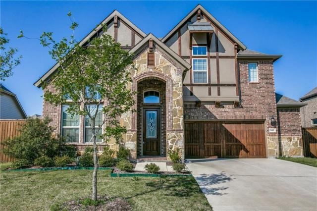 3401 Willow Brook Drive, Mansfield, TX 76063 (MLS #14061211) :: The Tierny Jordan Network