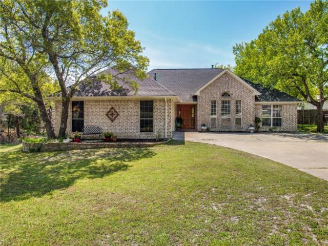 3613 Nichols Road, Willow Park, TX 76087 (MLS #14061238) :: RE/MAX Town & Country